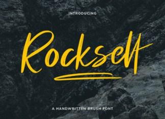 Rockselt Font