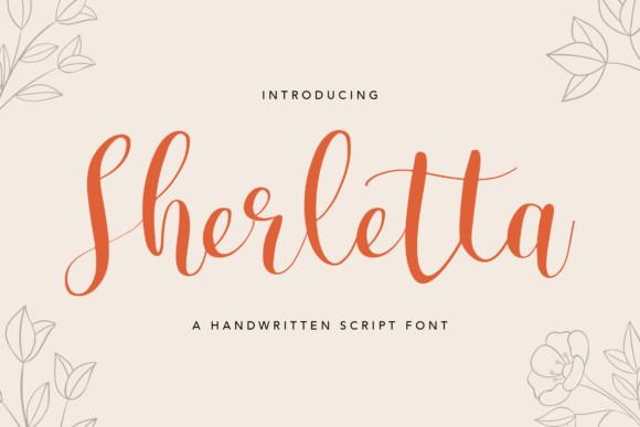 Sherletta Font