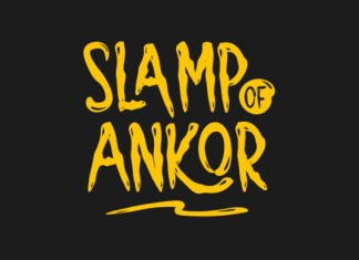Slamp of Ankor Font