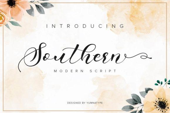 Southern Font