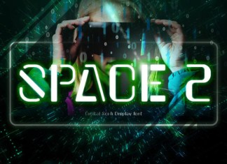 Space 2 Font