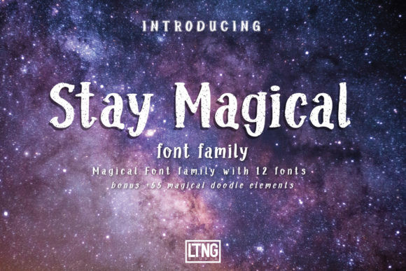 Stay Magical Font