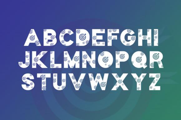 Target FontTarget Font