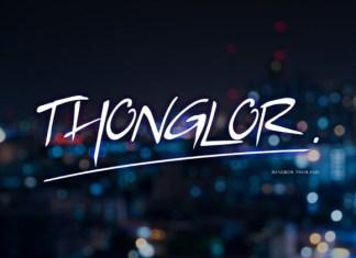 Thonglor Font