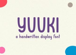 Yuuki Font