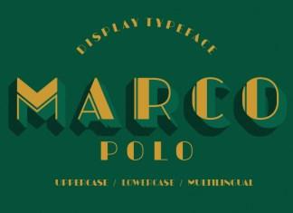 Marcopolo Font