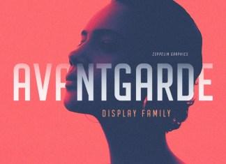 Avantgarde Font