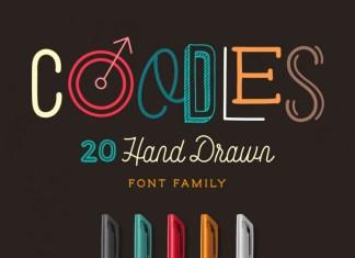 Coodles Font