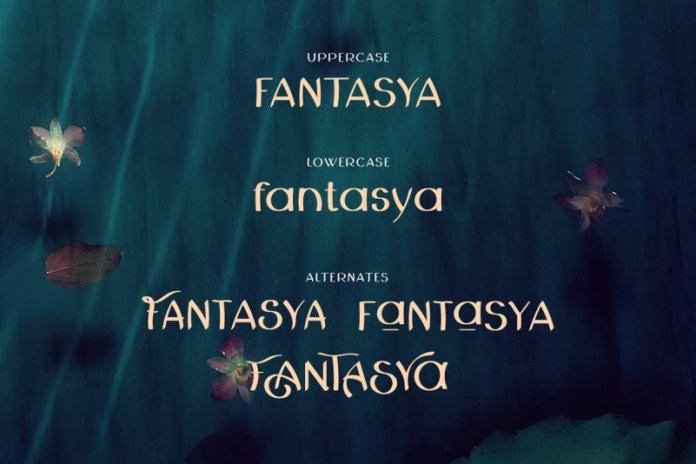 Fantasya Font