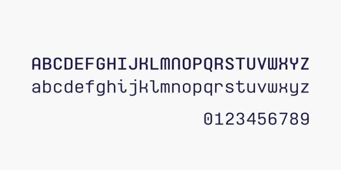 Monospaceland Font