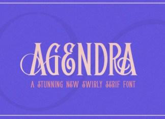 Agendra Font