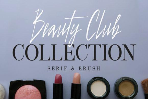 Beauty Club Font