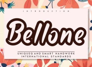 Bellone Font