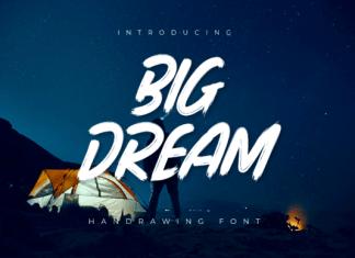 Big Dream Font