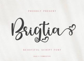 Brigtia Font
