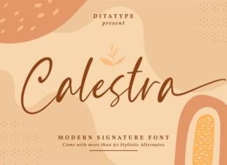Calestra Font