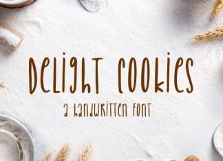 Delight Cookies Font