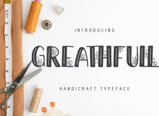 Greathfull Font