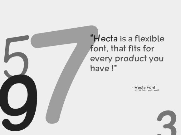 Hecta Font