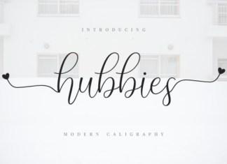 Hubbies Font