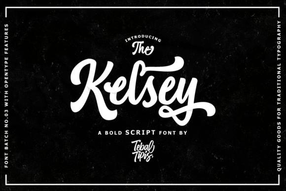 Kelsey Font