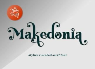 Makedonia Font