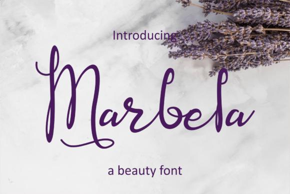 Marbela Font