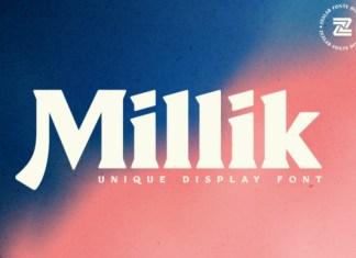 Millik Font