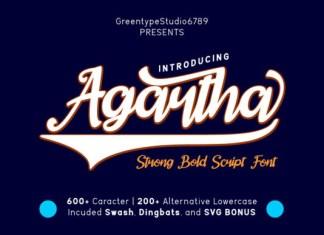 Agartha Font