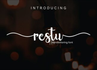 Restu Font