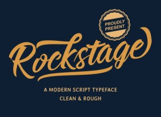 Rockstage Font