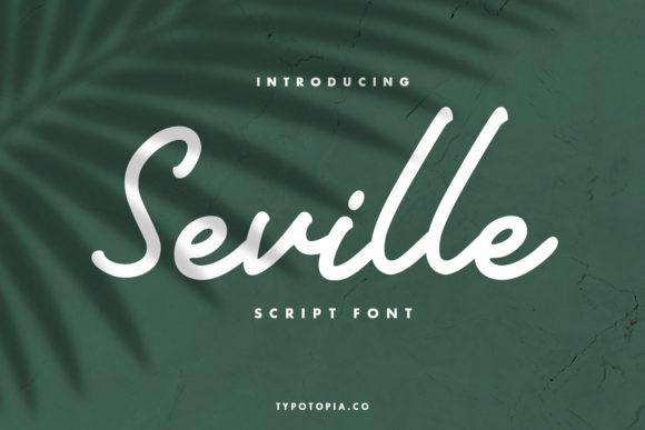Seville Font