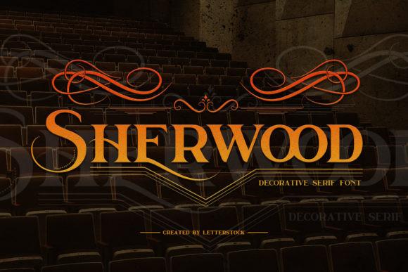 Sherwood Font