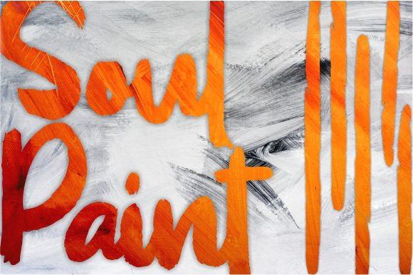 Soul Paint Font