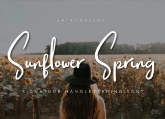 Sunflower Spring Font