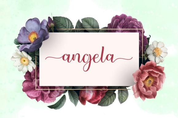 Sweet Lady Font