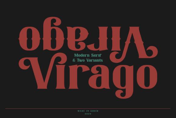 Virago Font