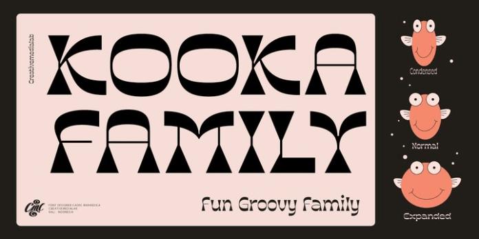 Kooka Font