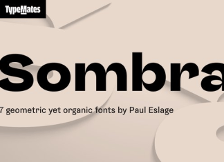 Sombra Font