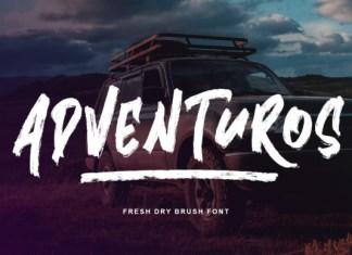 Adventuros Font