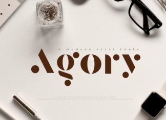 Agory Font