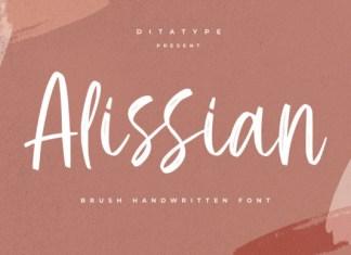 Alissian Font