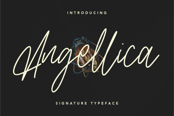 Angellica Font