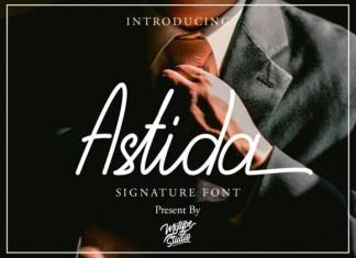 Astida Font