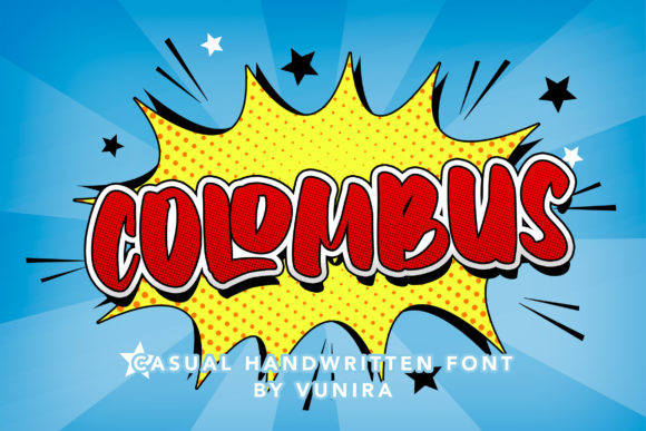 Colombus Font