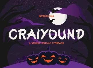 Craiyound Font