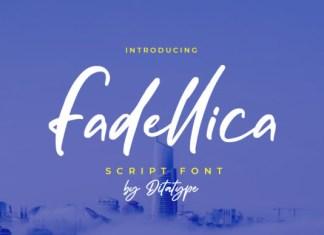 Fadellica Font