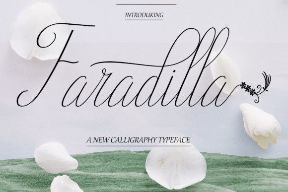 Faradilla Font