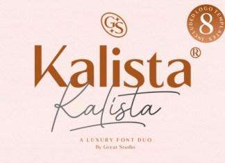 Kalista Font