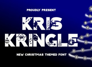 Kris Kringle Font